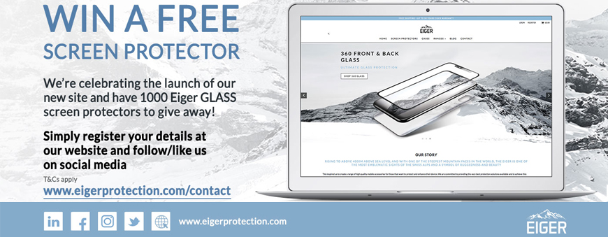 Eiger Protection launches new website